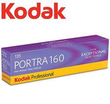 5 Rolls x KODAK Professional 135 PORTRA ISO 160 Color 35mm-36 Film BN EXP.2017
