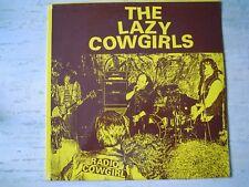 Lazy Cowgirls - RADIO COWGIRL (Lp) Press USA SEALED