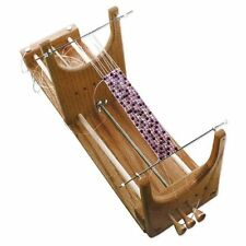 Ricks Beading Loom Kit, The Only Loom with 2 Warp Threads When Complete