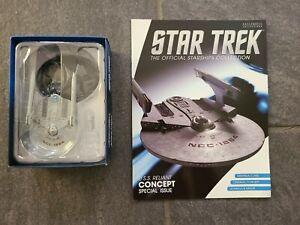 Eaglemoss Star Trek II The Wrath of Khan U.S.S. Reliant NCC-1864 Ship