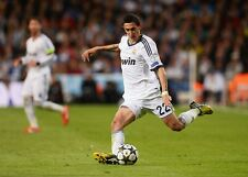 POSTER ANGEL DI MARIA MESSI REAL MADRID ARGENTINA 2014 SOCCER FOOTBALL CALCIO 2