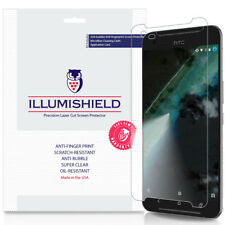 iLLumiShield Screen Protector w Anti-Bubble/Print 3x for HTC One X9