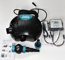 AquaForte O-Plus Vario 20000 einstellbare Energiespar Teich Pumpe Koi Filter