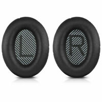 Replacement Ear Pads Cushions Black1 Pair Original For Bose Quietcomfort 2 QC35