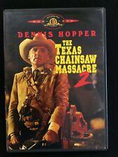 The Texas Chainsaw Massacre 2 (Dvd) Dennis Hopper, Widescreen / Full Screen
