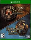 Baldur's Gate 1 & 2: Enhanced Edition (Microsoft Xbox One, 2017)