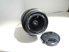 Nikon AF-S Nikkor 18-55mm f3.5-5.6 G VR DX Lens w/CAPS,Hood. TESTED
