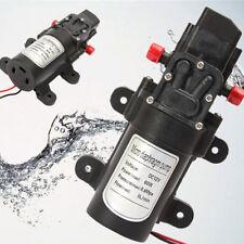 DC12V 5L/min Membranpumpe Wasserpumpe Gartenpumpe Pumpe Hauswasserwerk neu