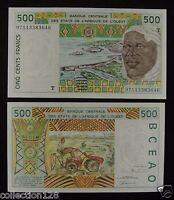 WEST AFRICAN STATES TOGO (T) 500 Francs UNC