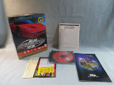 Need For Speed II 2 PC CD-ROM Video Game