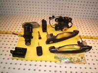 Mercedes 95 W140 S500 S420 ignition,Glove,doors,trunk Locks 1 Set & Remote 1 Key