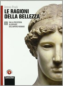 LE RAGIONI DELLA BELLEZZA 1. PINELLI. LOESCHER.