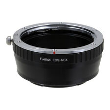 Fotodiox Lens Adapter Canon EOS EF and EF-S Lens to Sony E-Mount