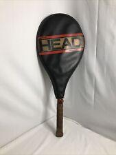 Vintage Head Edgewood Wood Graphite Tennis Racquet Racket 4 3/8 L3 Rare W/cover
