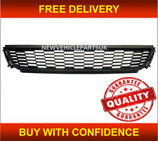 VW POLO 2009-2014 FRONT BUMPER GRILLE CENTRE LOWER NEW INSURANCE APPROVED