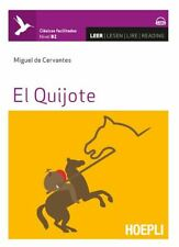 EL QUIJOTE. CON ESPANSIONE ONLINE  - CERVANTES MIGUEL DE - HOEPLI