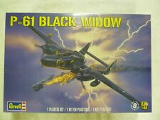 revell 1/48 scale P-61 Black Widow