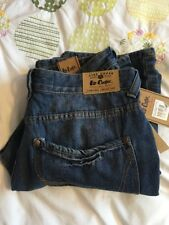 Lee Cooper W32 L31 Straight Leg Jeans New With Tags