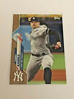 2020 Topps Series 2 Baseball Gold Parallel - Tommy Kahnle RC - New York Yankees