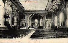 CPA  La Bresse (Vosges) - Intérieur de L'Église   (455772)