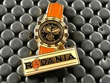 PINS PIN BADGE MONTRE WATCH RODANIA
