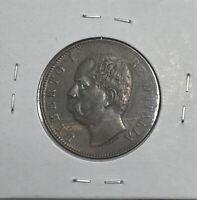 Italy 1894-R 10 Centesimi XF SCARCE Mint Italian Coin