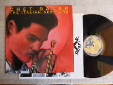 Chet Baker ‎– The Italian Sessions Etichetta: Bluebird  2001-1-RB F  - LP MINT