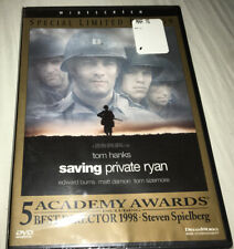Saving Private Ryan (Dvd, 1999, Special Limited Edition) Brand New Sealed!