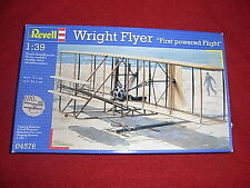 REVELL ® 04576 1:39 Wright Flyer first Powered Flight NUOVO