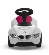 BMW Genuine OEM Baby Racer III WHITE/RASBERRY 80-93-2-413-784