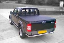 Ford Ranger 1999 - 2011 Double Cab Soft Tonneau Cover For Hooked Body