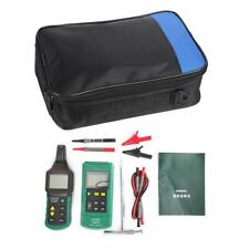 MASTECH MS6818 Professional 12~400V AC/DC Wire Cable Tracker Metal Pipe Locator