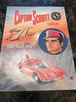 Captain Scarlet: No. 1: Indestructible by Gerry Anderson (Paperback, 1993)