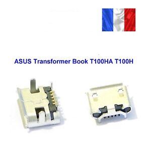 ASUS Transformer Book T100HA T100H connecteur de charge USB a souder (1B)