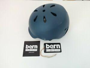 Bern Watts EPS cycling helmet Large Teal