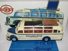 MATCHBOX DINKY 1950 MERCEDES-BENZ OMNIBUS TYPE 0-3500 1/50 DYS10