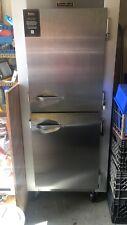 Traulsen Commercial Refrigerator- G10000 Stainless Steel, Half Door Reach In