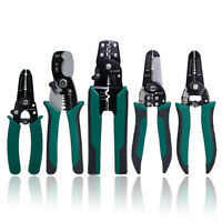 Professional Crimping tool / Multi-Tool Wire Stripper Cutter Cable Crimper Plier