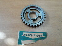 NOS Suzuki Second Driven Gear 1976-1981 RM125 RM100 Off Road 24321-41300