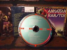 MANHATTAN TRANSFER The Best Of TARGET CD Made In West Germany
