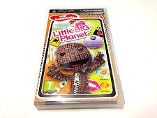 LITTLE BIG PLANET SONY PSP PAL EN BOITE ET NOTICE COMPLET