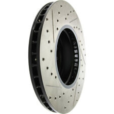 Disc Brake Rotor-Auto Trans Front Left Stoptech 127.34070L