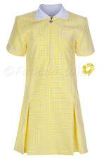 Robes jaunes pour fille de 8 à 9 ans