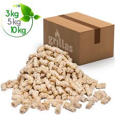 grillas® BIO Anzünder 10 kg Kaminanzünder Holzwolle Grillanzünder Feueranzünder