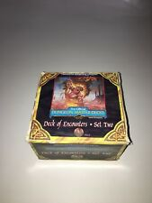 Dungeon Master Ponti-Mazzo di incontri-Set di due-AD&D Dungeons Dragons