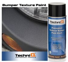 BLACK BUMPER TEXTURED PAINT PLASTIC STRUCTURE SMART REPAIR PLASTIC REPAIR KIT