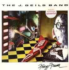 THE J. GEILS BAND - Freeze-Frame (LP) (VG/VG+)