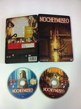 NOCHE EN EL MUSEO - 2 DVD - STEELBOOK - BEN STILLER - SPANISH EDITION