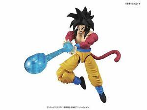 NEW! Figure Rise Standard Dragonball GT Super Saiyan 4 Son Goku model kit Bandai