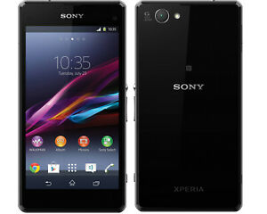 """SONY XPERIA Z1 COMPACT D5503 2gb 16gb  Camera 4.3"""" Android 5.1 Smartphone"""